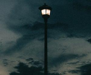 amor, cielo, and dark image