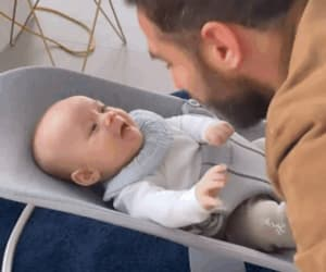 baby, dani carvajal, and daddy image
