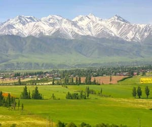 holidays, kyrgyzstan, and travel image