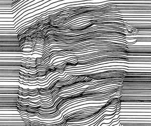 optical art image