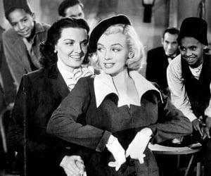 1950, Marilyn Monroe, and mood image