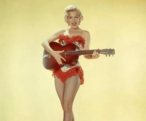 1950, Marilyn Monroe, and vintage image