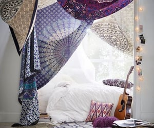 interior design, hideaway, and home image
