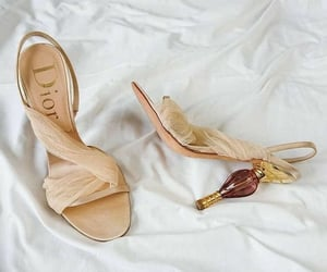 heels, dior, and fashion image