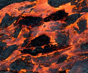 volcano, hawaii, and volcanoes np image