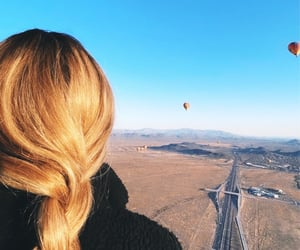 blonde, braid, and hair braid image
