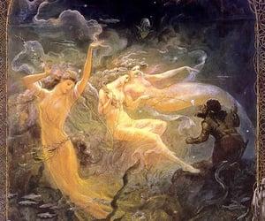 art, Fairies, and fairytale image
