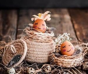 easter, eggs, and huevos image