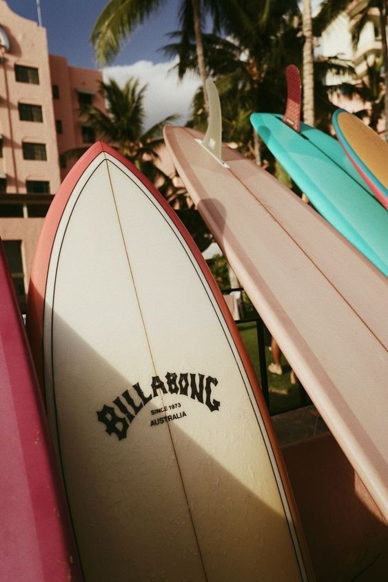 aesthetic, surf, and beach image