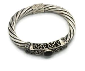 christmas gift, hinged bracelet, and hinged bangle image