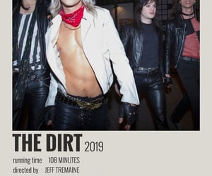 motley crue, movie, and the dirt image