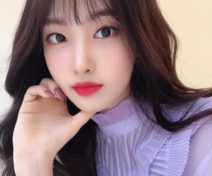 everglow, kim sihyeon, and sihyeon image