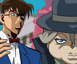detective conan, detectiveconan, and jojosbizarreadventure image