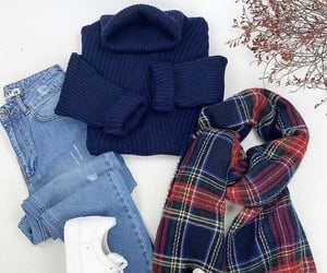 winter, ootd, and outfits image