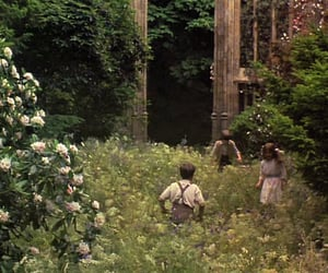 children and The Secret Garden image