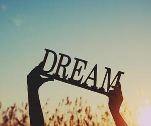 Dream and sun image