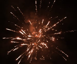 fireworks, fred and george, and orange image