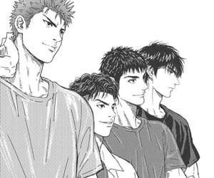anime, manga, and slam dunk image