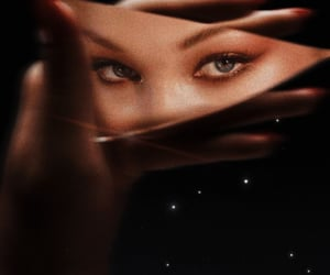 night, aesthetic, and eyes image