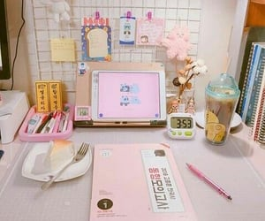 goals, school, and stationery image
