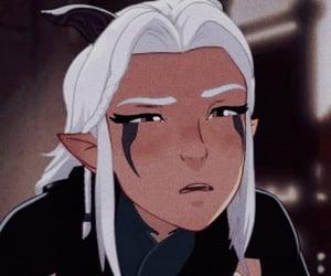 cartoon, wonderstorm, and moonshadow elf image