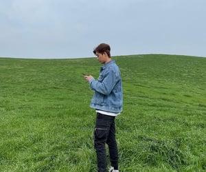 actor, korean, and park seo joon image
