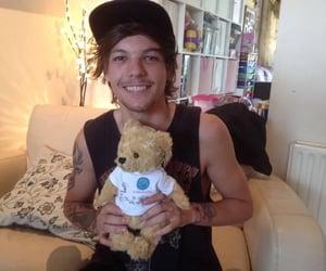 soft, teddy bear, and liam payne image