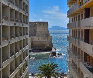 castle, Naples, and napoli image
