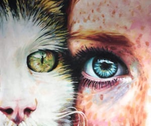art, freckles, and thomas saliot image