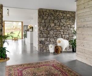 decor, entrance, and interior design image