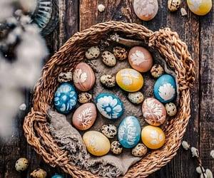 easter, eggs, and inspiracion image