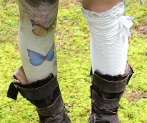 boots, fairy, and insp image