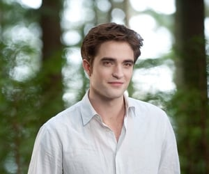 twilight, edward, and breaking dawn part 2 image
