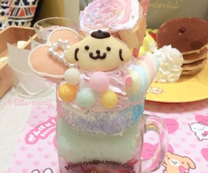 aesthetic, food, and pompompurin image
