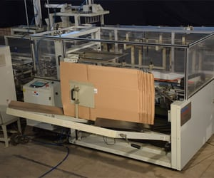 carton packaging machine and box packing machine image