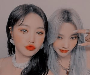 soyeon, soojin, and soojin icon image