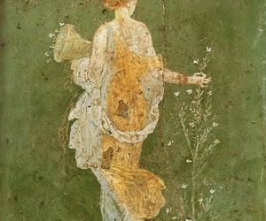 flora, italy, and pompeii image