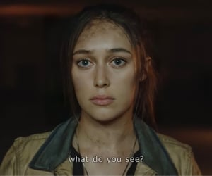 fear the walking dead, alicia clark, and ftwd image