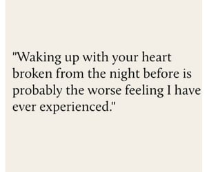heartbreak, quotes, and words image