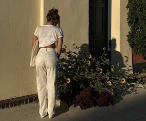 street style, summer, and everyday look image