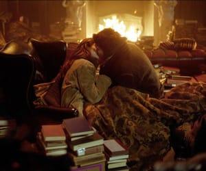 emmy rossum, jake gyllenhaal, and scene image