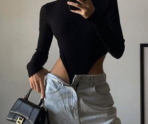 Balenciaga, blogger, and bodysuit image