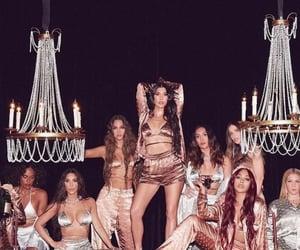 kim kardashian, kourtney, and khloe image