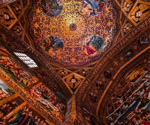cathedral, iran, and historical image