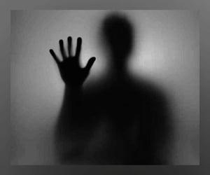 dark, Darkness, and demon image