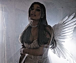 behind the scenes, music video, and ariana grande image
