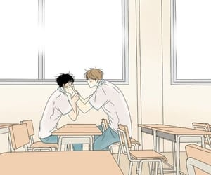 Boys Love, manhwa, and bl image
