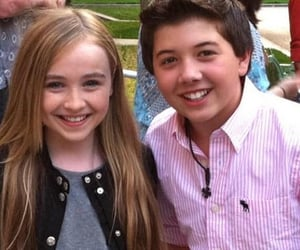 disney channel, good luck charlie, and bradley steven perry image