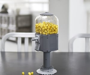 yellow, legos, and objects image
