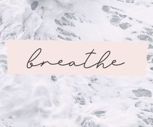 wallpaper, breathe, and white image